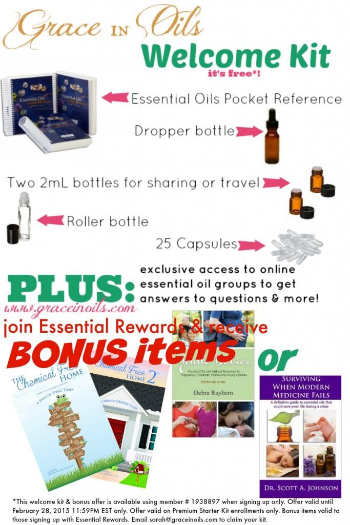 Grace In Oils Bonus Offer