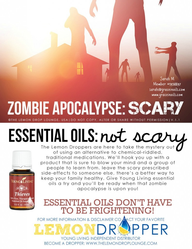 Essential Oils: NOT SCARY